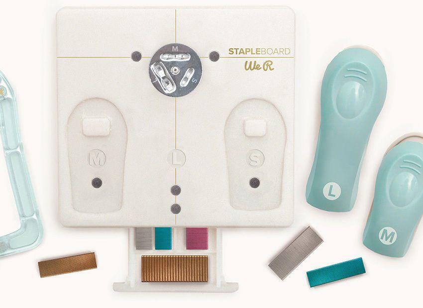 Доска -степлер магнитный Staple Board от We R Memory Keepers