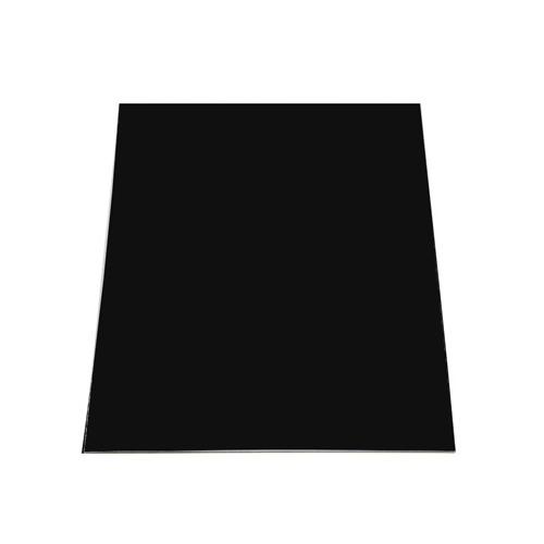 Пластиковая панель для пинстрайпинга, формат A4 черная