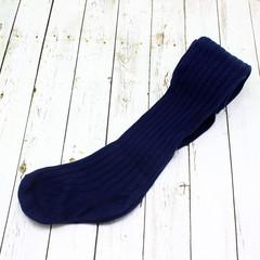 Колготки Рельефные Синие Рост 125 см - 135 см