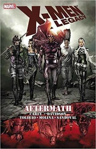 X-Men Legacy: Aftermath TPB