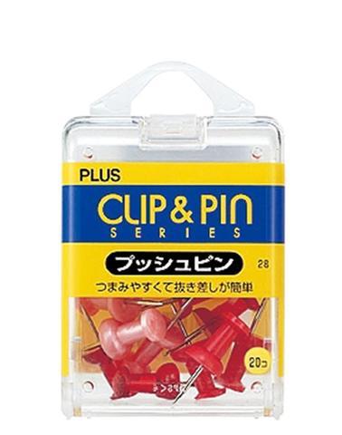 Кнопки силовые Plus Clip & Pin CP-108P