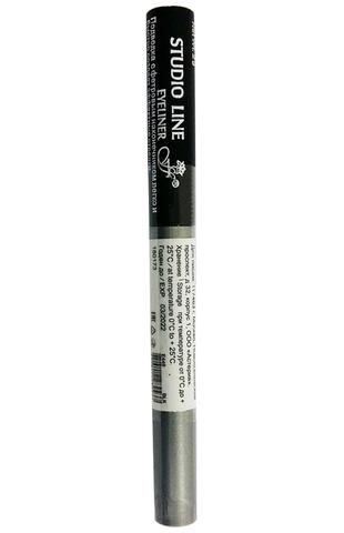 FFleur Подводка E 449  для глаз STUDIO LINE черная
