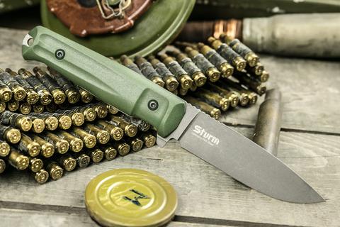 Тактический нож Sturm PGK TacWash OH