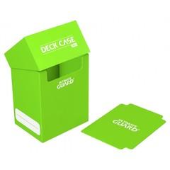 Ultimate Guard - Светло-зеленая коробочка на 80 карт