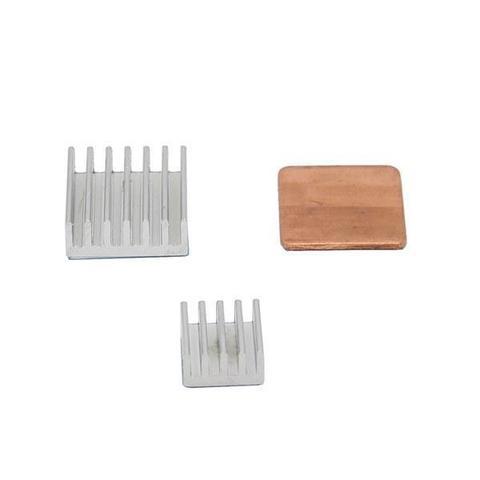 Радиаторы для Raspberry Pi (алюминий/медь)