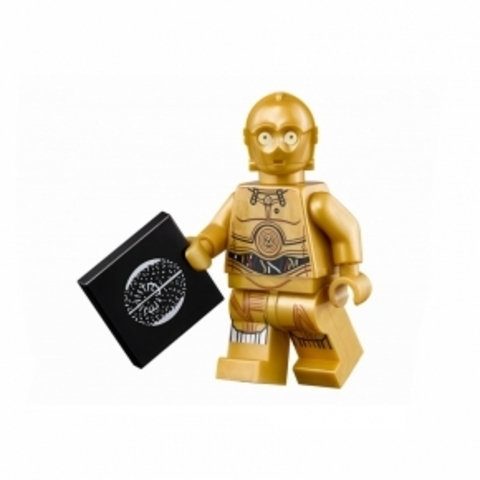 LEGO Star Wars: Спасательная капсула дроидов 75136