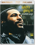 Marvin Gaye / What's Going On (Blu-ray Audio)