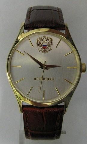 Купить Наручные часы Полет Президент 763/5284-С по доступной цене