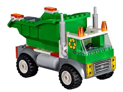 LEGO Juniors: Мусоровоз 10680