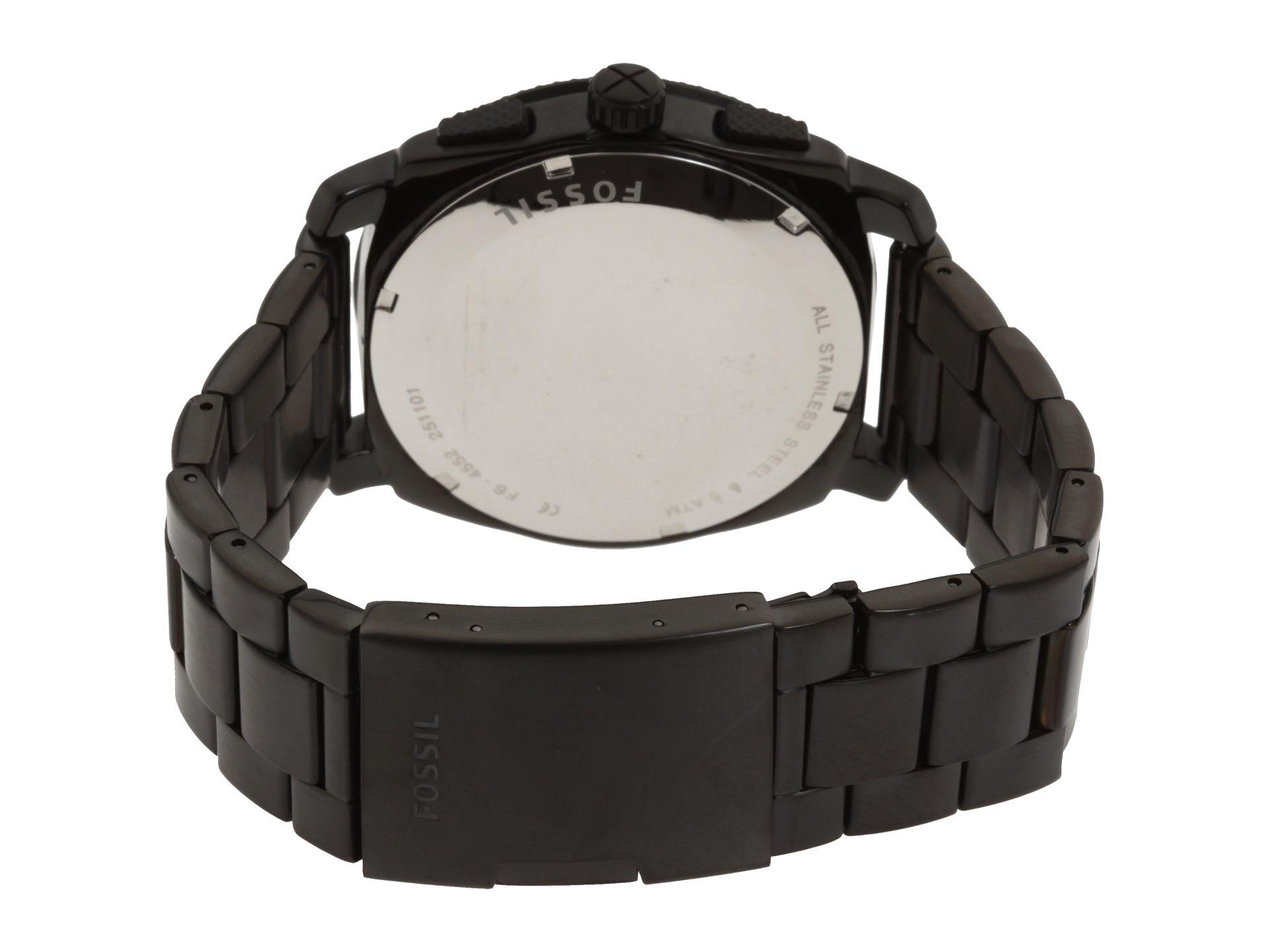 e32d185d Fossil FS4552 купить   Оригинальные наручные часы Fossil Machine ...