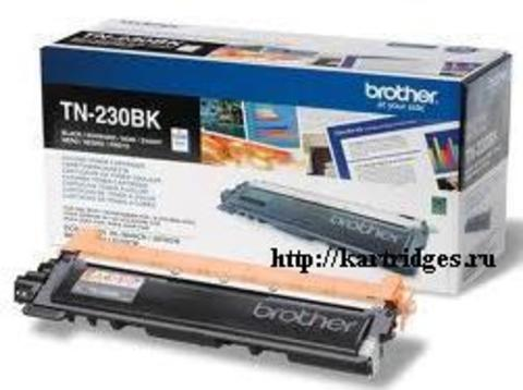 Картридж Brother TN-230BK