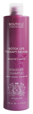 Ботокс восстанавливающий шампунь для химически поврежденных волос -