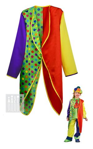 Фото Клоун Тяп - Ляп ( фрак ) рисунок Цирковые костюмы для детей и взрослых от Мастерской Ангел. Вы можете купить готовый или заказать костюм для цирка по индивидуальному дизайну.