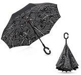 Зонт наоборот Times