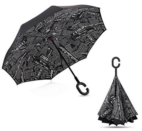 "Зонт наоборот ""Times"""