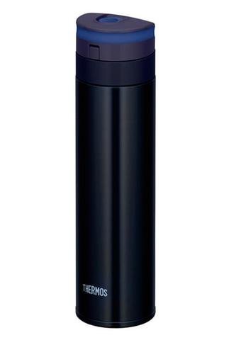 Термокружка Thermos JNS-450-BK суперлегкая (0,45 литра), черная