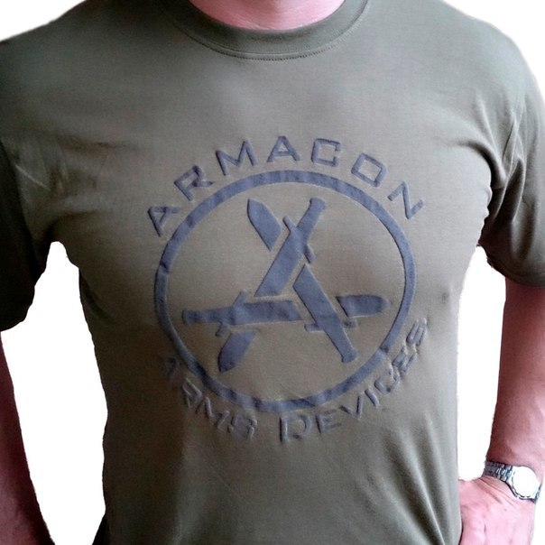 ФУТБОЛКА Armacon