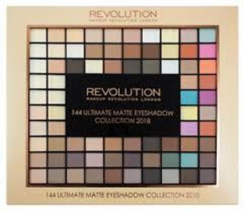 Revolution Ultimate 144 Eyeshadow Palette 2018