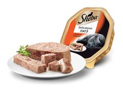 Sheba Delicatesso Патэ с телятиной и курицей 85 гр