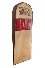 Чехол для костюма длинный 130х60х10, Париж