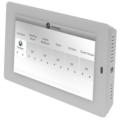 SpeakerCraft sTP4-W, панель сенсорная