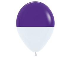 Шар Биколор (Фиолетовый)