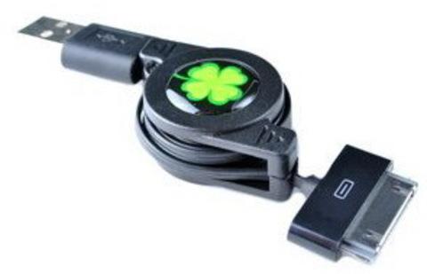 Euro4 Travel (IPHRTR1) - USB-кабель для iPhone/iPod/iPad