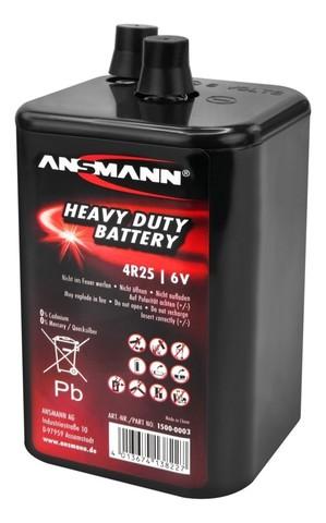 Батарейка 4R25 ANSMANN 6V