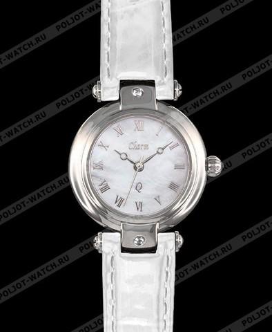 """Купить Наручные часы Полет """"Charm"""" 5020113 белый ремень по доступной цене"""