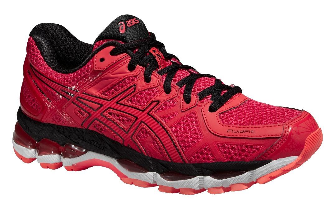 Кроссовки для бега Asics Gel-Kayano 21 Lite-Show женские (T4N5Q 2323)