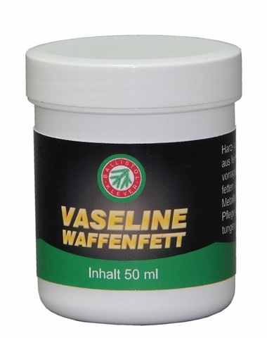 Вазелин оружейный Vaseline-Waffenfett 50мл