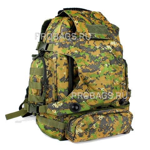 Тактический рюкзак 2 в 1 Mr. Martin  5054 Digital Woodland