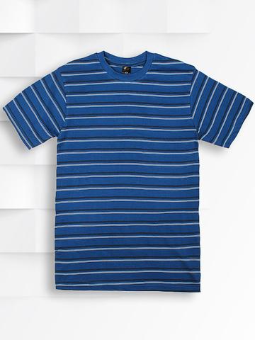52520-32 футболка мужская, голубая