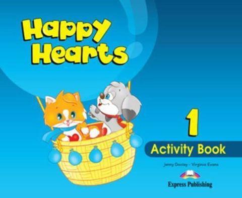 Happy Hearts 1. Activity Book. Рабочая тетрадь