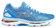 Женские кроссовки для бега Asics Gel-Nimbus 19 T750N 4306 голубые