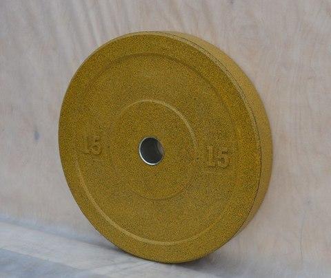 Бамперный диск 15 кг