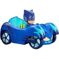 Игровой набор Кэт Бой (Cat boy)  с машиной - Герои в Масках, PJ Masks