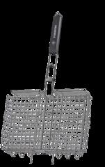 Решетка-гриль объемная большая  с антипригарным покрытием Forester