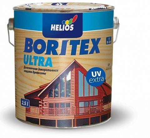 Boritex Ultra UV Extra/Боритекс Ультра УВ Экстра  лазурное покрытие