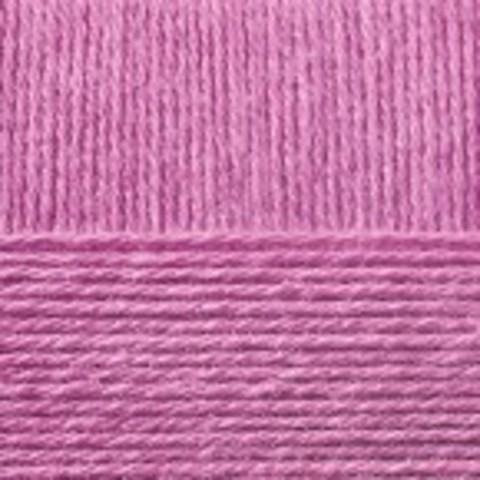 Купить Пряжа Пехорка Кроссбред Бразилии Код цвета 582-Св.фуксия   Интернет-магазин пряжи «Пряха»
