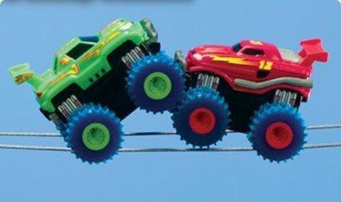 Конструктор Машинки Монстр Trix Trux (Трак) - игрушечный вездеход, ...