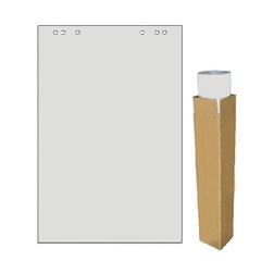 Блок бумаги д/флипчартов Attache ECO 650х980 20 лист.5 бл/уп 55-60гр.
