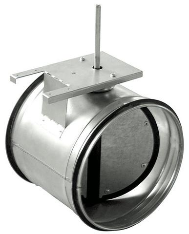 Дроссель-клапан D200 ZSK под электропривод