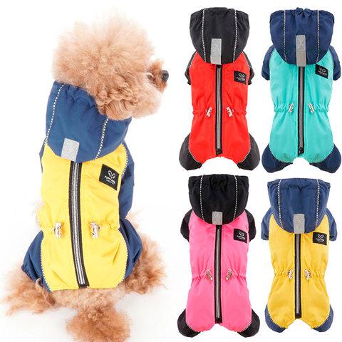 524 PA - Комбинезоны-дождевики для собак