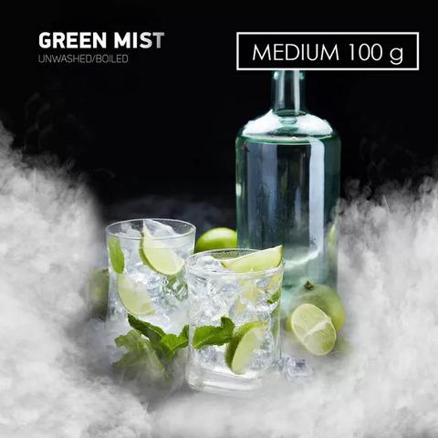Табак Dark Side 100 г MEDIUM GREEN MIST