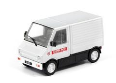 VAZ-2702 Pony silver 1:43 DeAgostini Auto Legends USSR #146