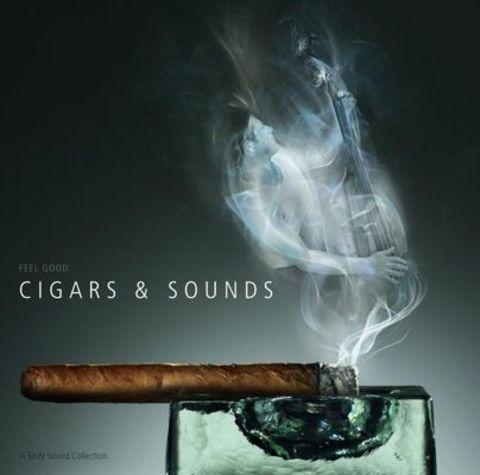 Inakustik CD, Cigars & Sounds, 0167967