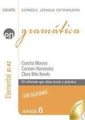 Gramatica Nivel elemental A1-A2 + CD