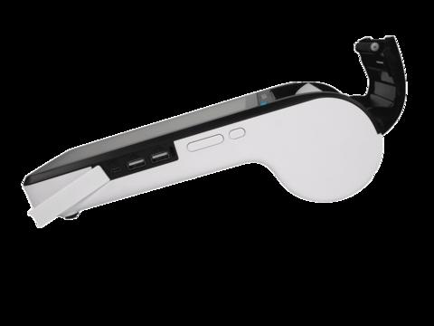 Кассатка 1Ф 7'' - порты USB