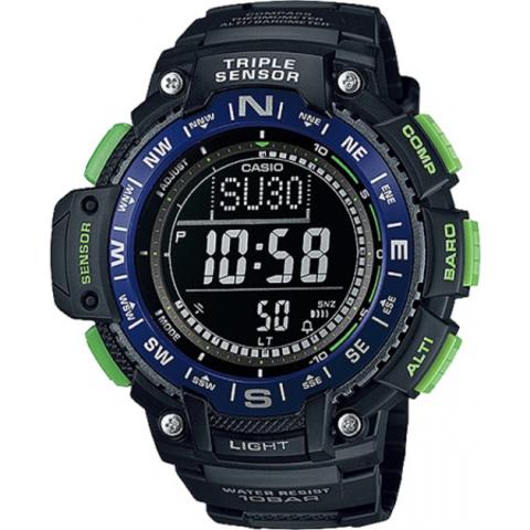 Купить Мужские часы Casio OutGear SGW-1000-2BER по доступной цене